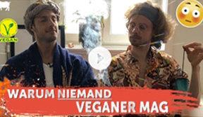 Warum niemand Veganer mag